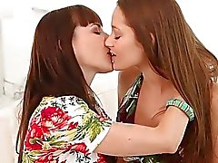 Dani Daniels And Dana DeArmond Eat Some Pussy