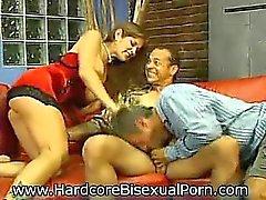 Bisexuell und Bimbos!
