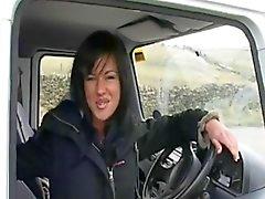 Englannin Lutka LB vittuile Stranger In Van