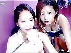 koreanisch cam