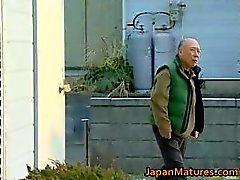 Mulheres maduras japonês goza part5 sexo quente