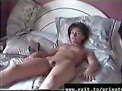 Kotivideo vaimoni Carina vuonna 1995