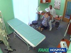 FakeHospital sexy kotiäiti huijareita mieheni lääkärinsä kanssa