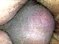 Extrem Clock Closeup - Hairy Pussy sowie Anus abgefickt
