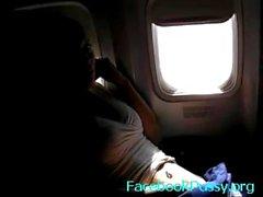 Avión novia masturbación - youtubepussy