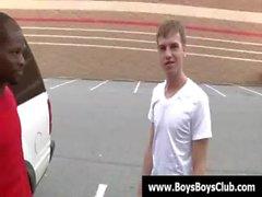 Black gay boys humiliate white twinks hard 10