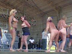 Big Boob competizione donna a umido maturi ad diminuire dello Iowa 2,014 mila