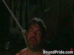 Tyler et de Vince gais du muscle de Hunky part2