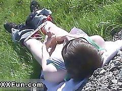 Homosexuell Sex Mt Ruck CHF Im Freien !