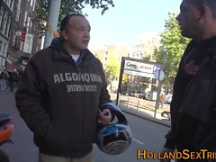 real hooker tugs cumshot amateur clip 1