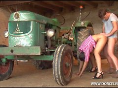 Jasmine Arabia Short Hair Sex At Farm