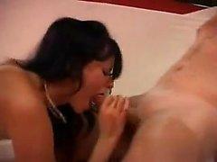 Threesomes FFM Sizzling com Big Cocks