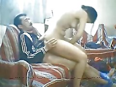 Fuck Lady égyptienne entre deux hommes-Hot Video