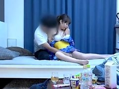 Apretado adolescente japonés aya inazawa follada duro