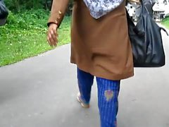 Bangladesh damer bakifrån