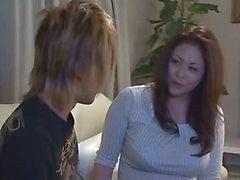 Di Japanse Fat bellezze matura signora Sakurai di Yuuki Boin porno star
