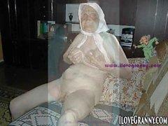 Raccolta di immagini Nude Mature di ILoveGrannY