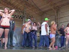 Big girls samedi concours à abate 2014 algona iowa biker rally