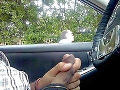 arabamla iki büyükanneleri dickflah