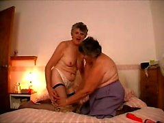 Mature wife extreme toying