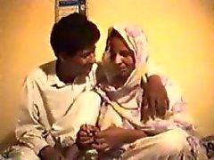 Pakistanska Punjabi guy jävla kåt svärmor