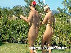 Два ФКК Girls И. М. Пул