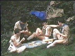 exploradores homosexuales Vintage