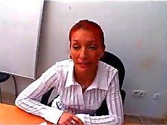 Francés del Redhead Teacher