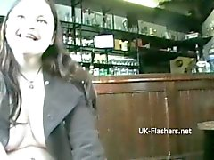 Amateur bbw Angels upskirt voyeur masturbation in bars and public flashing