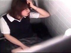 Telecamera nascosta Scena di masturbazione giapponese
