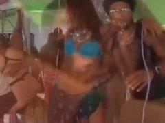 brasilianischen Gruppensex Sex im on yacht Partei
