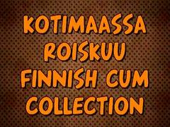 Finnisch Finnland cum Spermas Sammlung