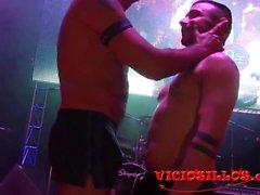 Manu Perro Nash e Turbo Leon follada gay en el SEM 2016