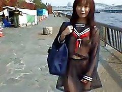 Gratis jav van Mikan hete Aziatische model