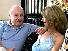 Täyttävät vaimon fantasian ( BBC ryhmäseksiä ja Lesbo )