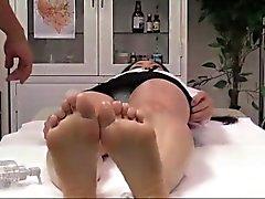 Shrimp Warp Screaming-squirting Orgasm