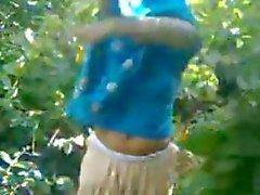 Menina indiana aldeia Odisha fodido fora do hardcore wow