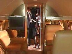 Die heißesten Sex auf Flugzeug