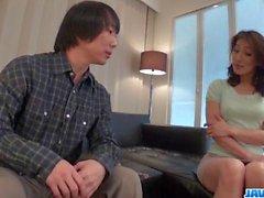 Marina Matsumoto a iri Creampie bitimine kadar becerdin alır