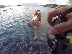 Hidden Cove Орал - Джонни Грехи и Kissa Sins - sinslife