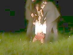 Geceleri Melissa Lauren Gangbang