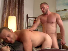 Nice Morning Wood Daddy, anna minun huolehtia siitä Dick for U: sta