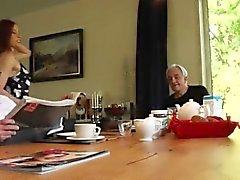hombre de edad adolescente mamada primera vez Minnie Manga come el desayuno