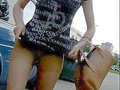 Röcke hochgezogen zwei ( Panties )