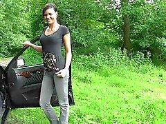 Сладкое немку обладает автомобиля сексом своей природе закончилась Жека лицевой