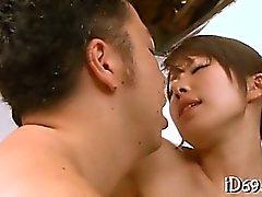 Asiática da estória máquinas de sexo