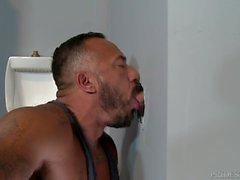 Bear Daddy Roughs Up Brian Joukkovelkakirjalainat Kuntosali Kylpyhuone