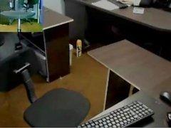 Get Caught Vibing au travail.