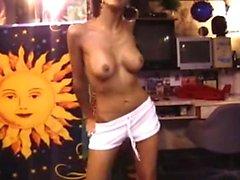 Latina milf striptiz ve cinsiyet