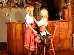 Bargirls chaud dans l'action une